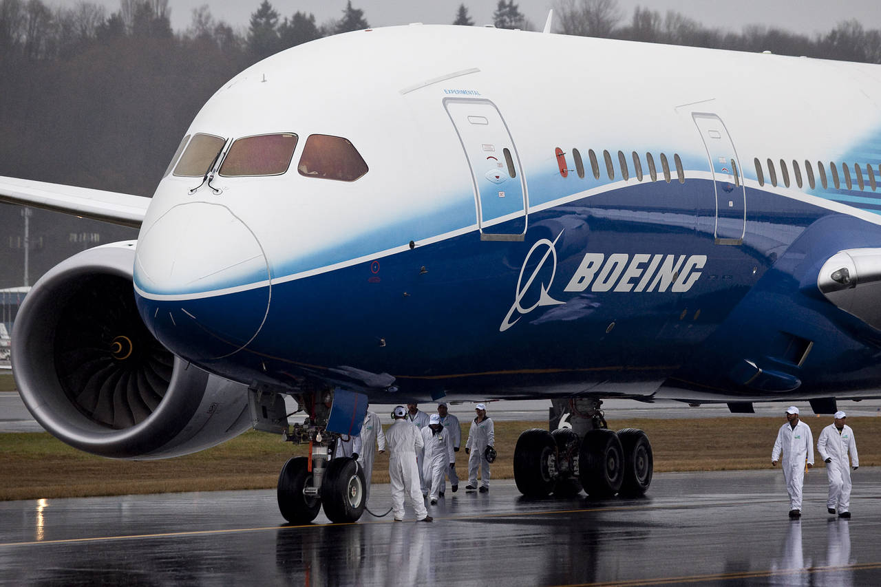Boeing keeps leading position in aviation industry