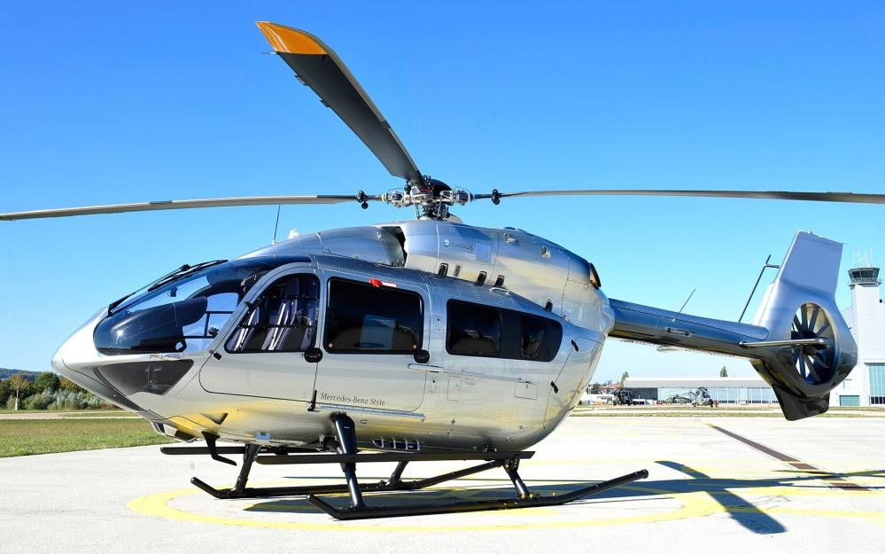 Airbus Helicopters presented new version of H145 helicopter