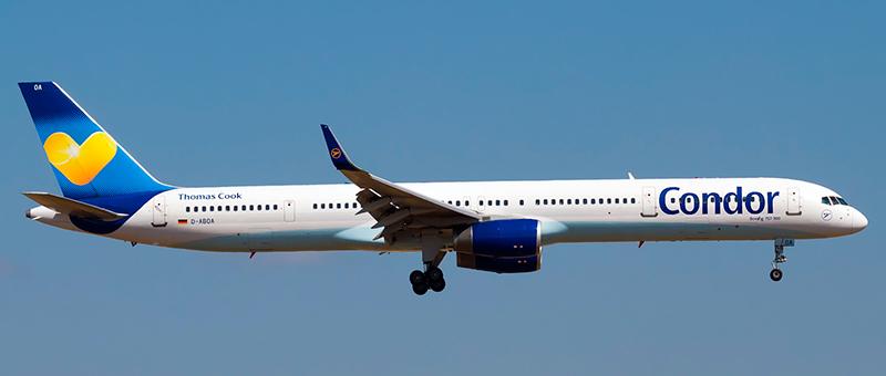 Condor Boeing 757-330
