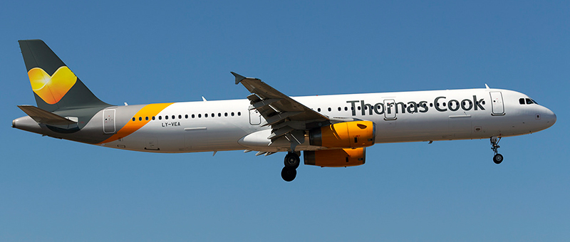 Thomas Cook Airlines Airbus A321-231