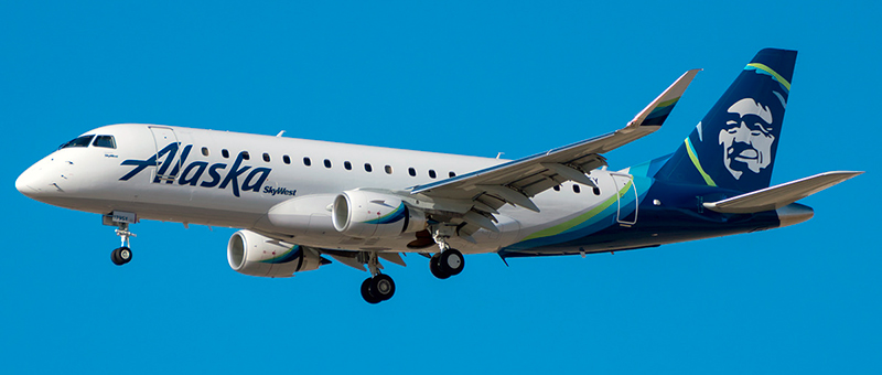 Embraer ERJ-175 SkyWest. Photos and description of the plane