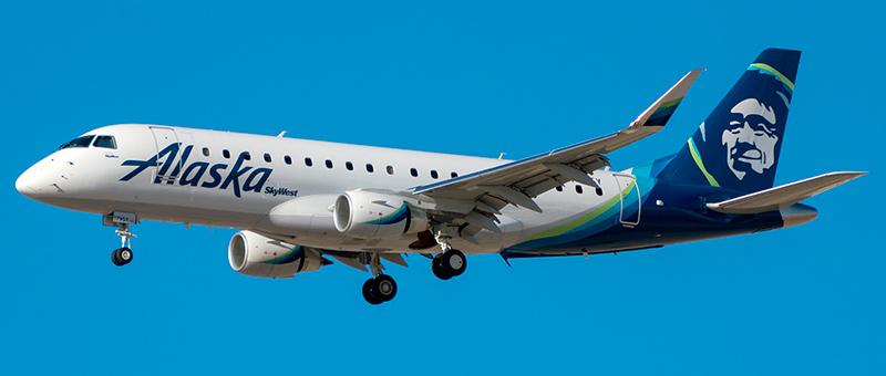 Embraer ERJ-175 SkyWest. Photos and description of the plane