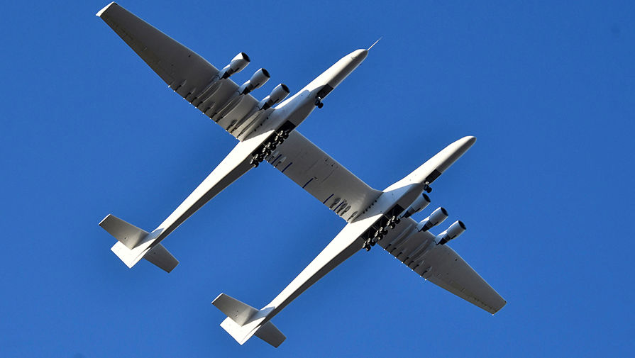 149 minutes in the air: first flight of the biggest airplane