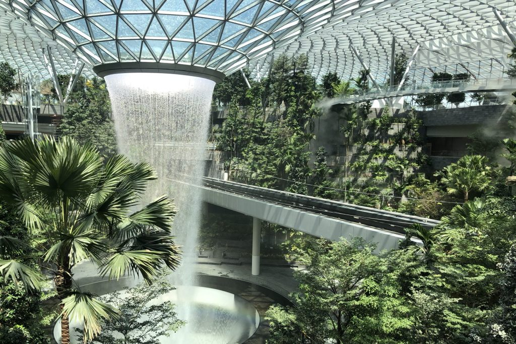 Singapore Airport was considered the best in the world for the 7th time