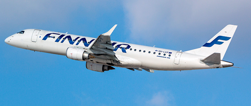 Finnair Embraer ERJ-190