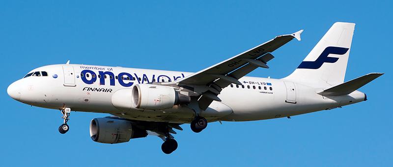 Finnair Airbus A319-100