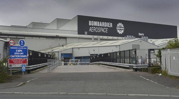 Bombardier management will not dismiss employees in Northern Ireland