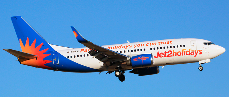 Boeing 737-300 Jet2Com. Photos and description of the plane