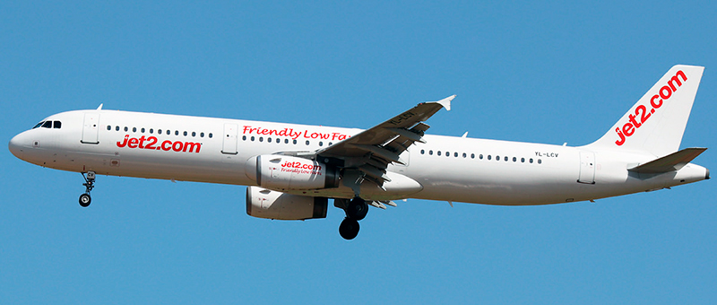Jet2 Airbus A321-200