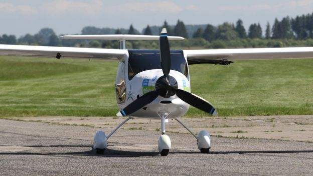 Technologies of the future at Le Bourget: electric unmanned vehicles and engines that will change the airplanes. Part 3