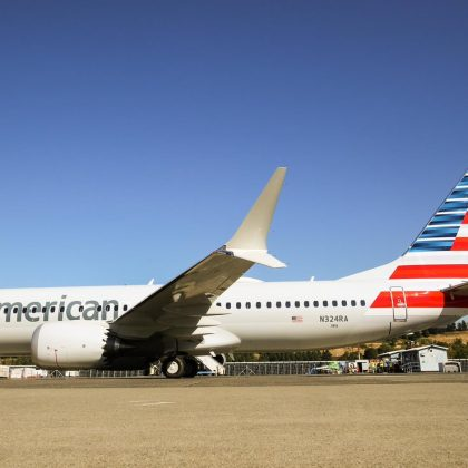 American Airlines prolonged prohibition of flights for Boeing 737 MAX till September 3rd