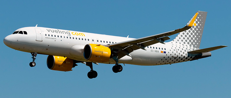 Vueling Airbus A320neo