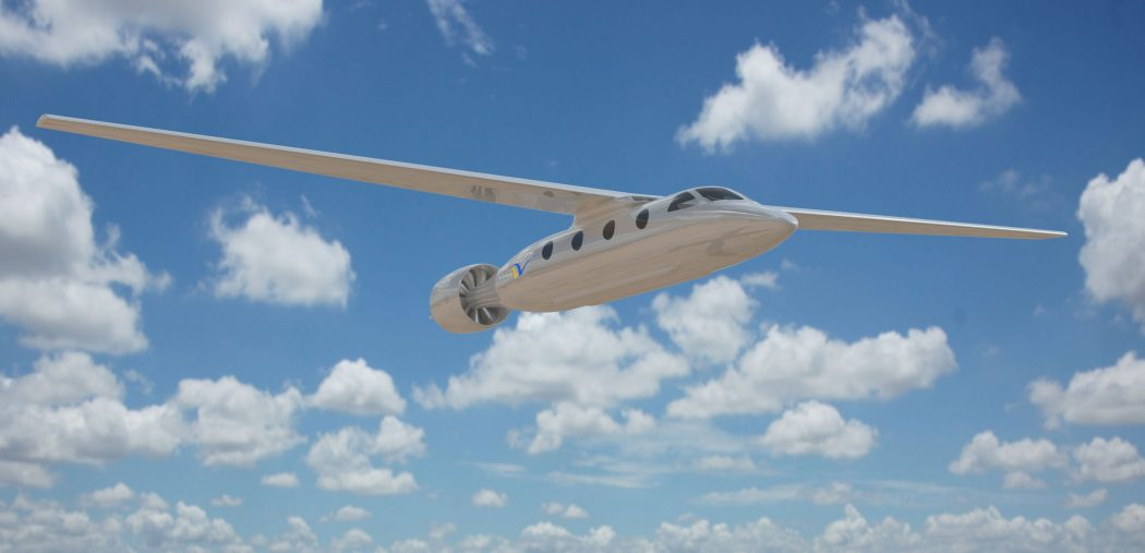 CNN: test flights of the airplane with hybrid engines will begin in USA till the end of the year