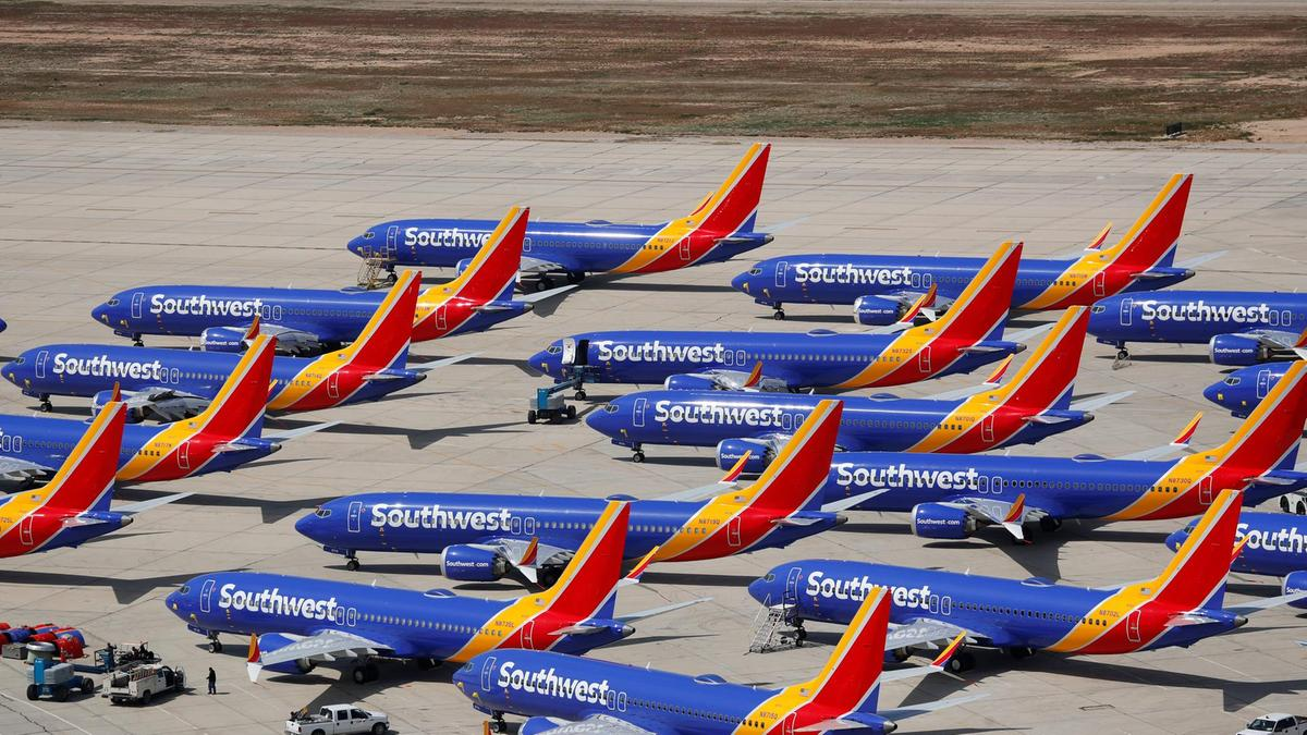 Airline Companies resumed sale of the tickets for flights of Boeing 737 Max