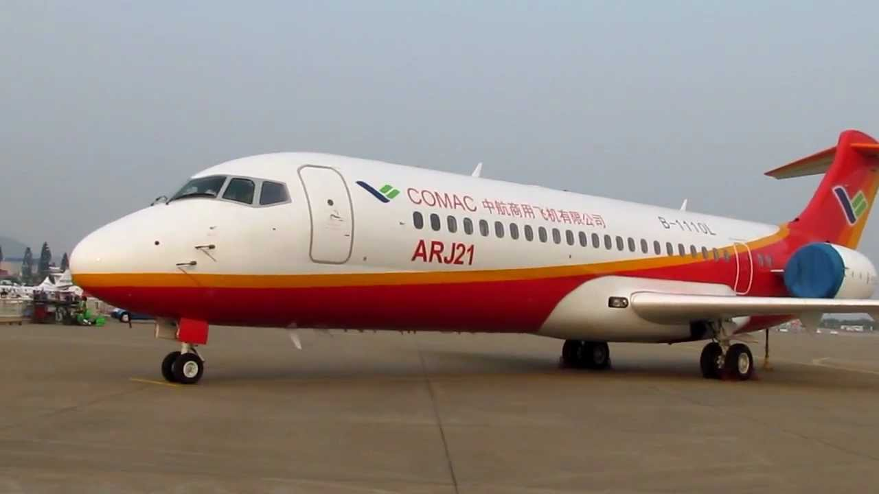 Boeing and Airbus competitor: first Chinese medium-range airplane. Part 1