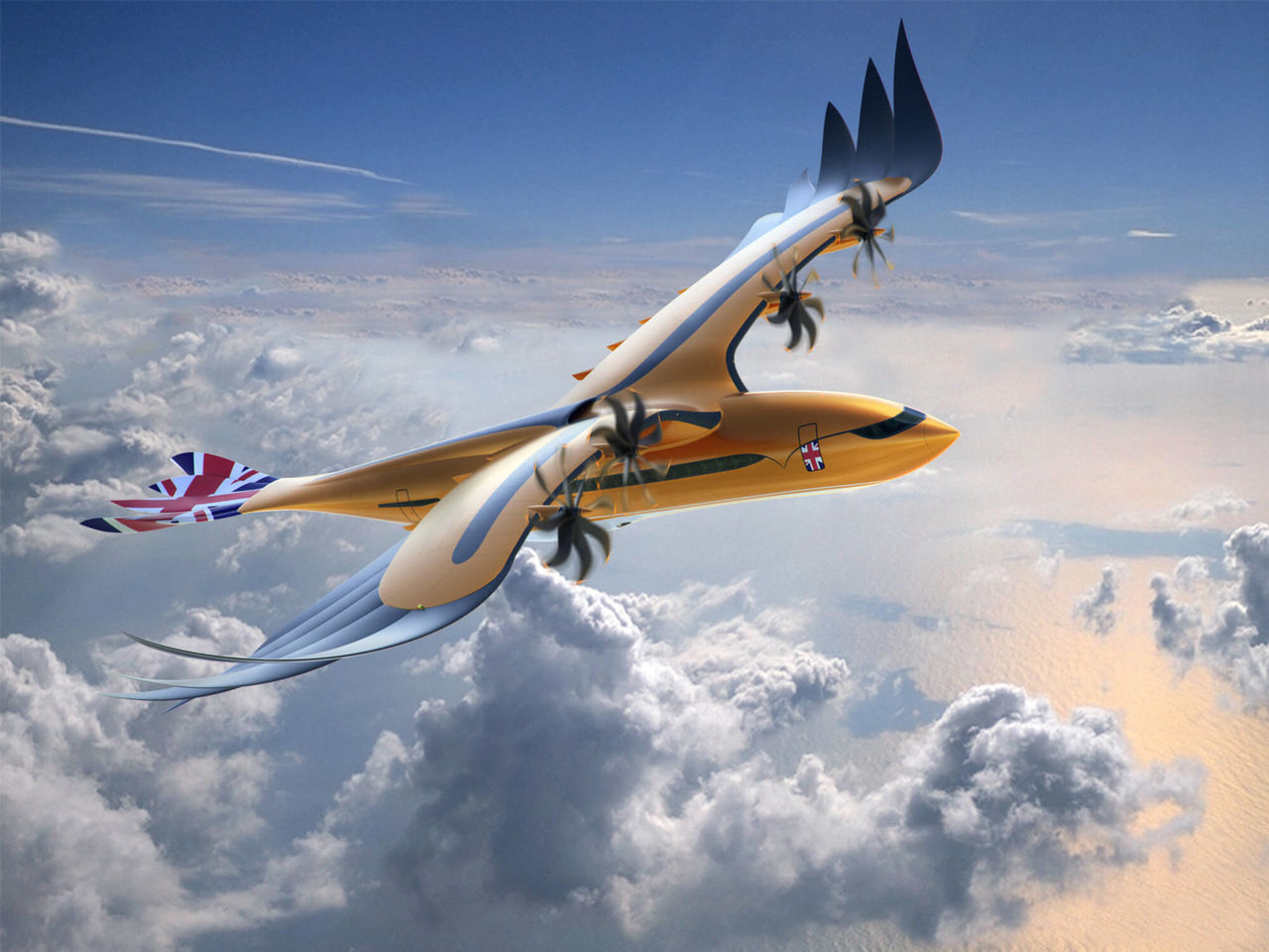 Airbus will create airplane capable to clear air by 50%