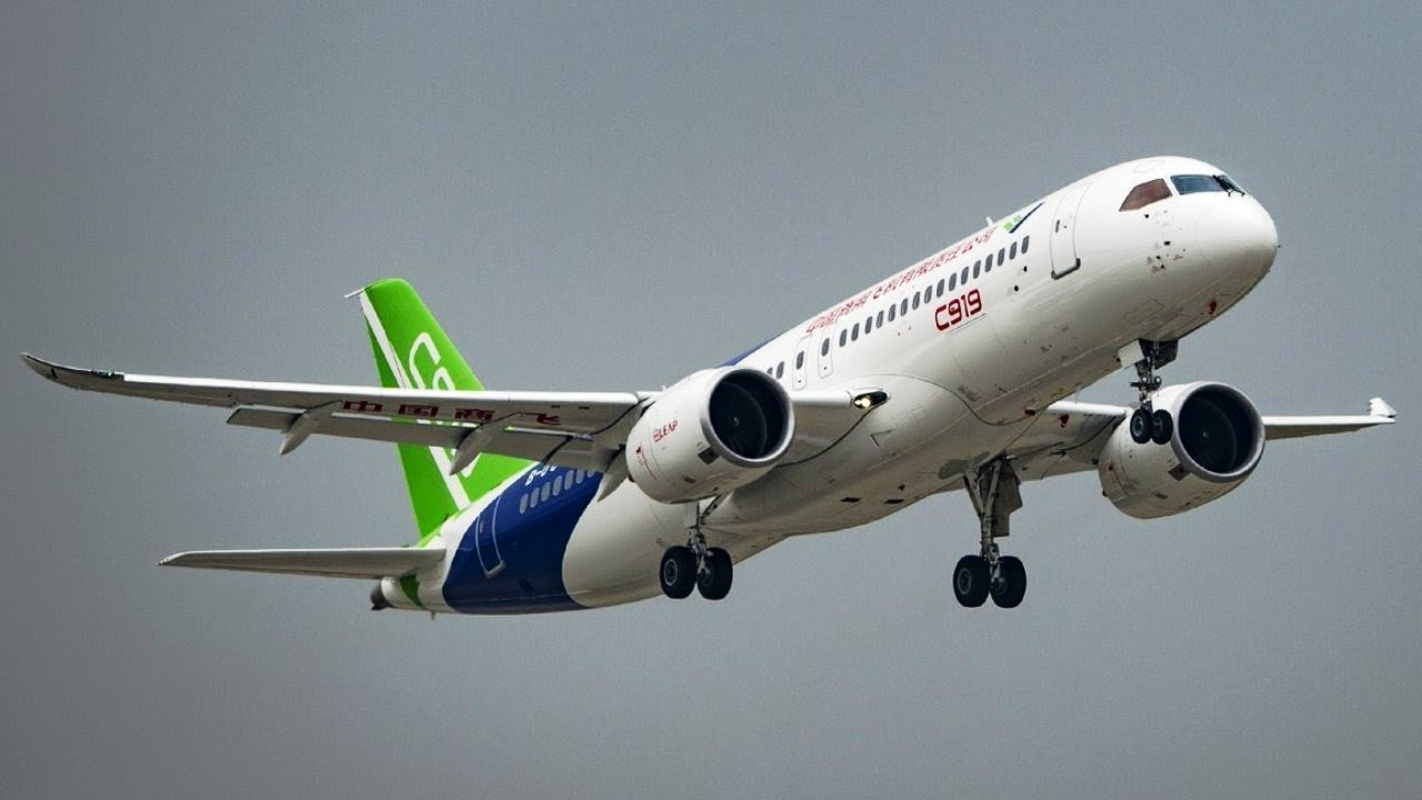 Boeing and Airbus competitor: first Chinese medium-range airplane. Part 2