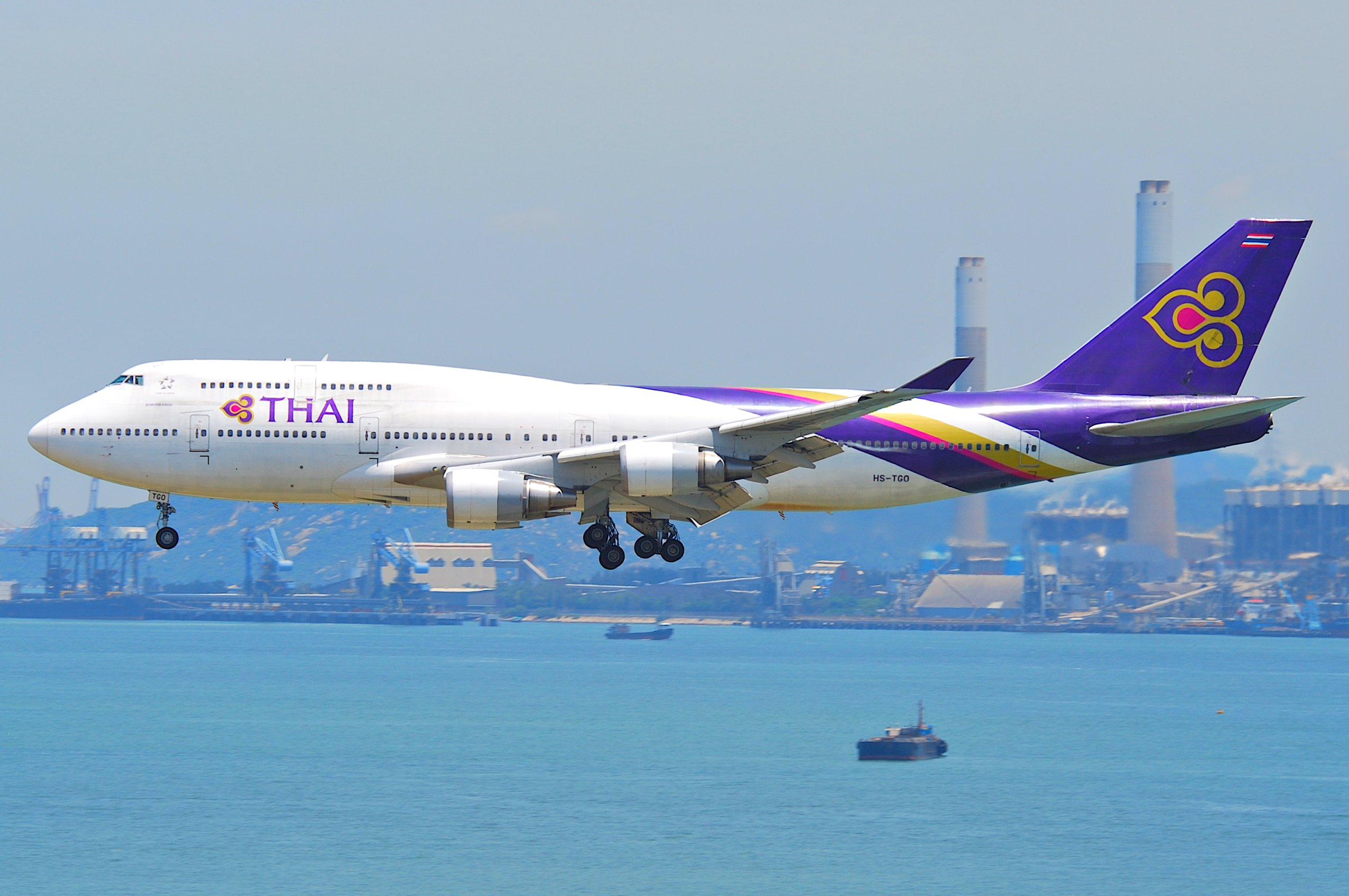 Will Airline Company Thai Airways go into bankruptcy?