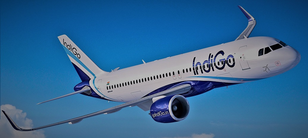 Indigo Airline Company placed first order for 300 airplanes of A320neo family