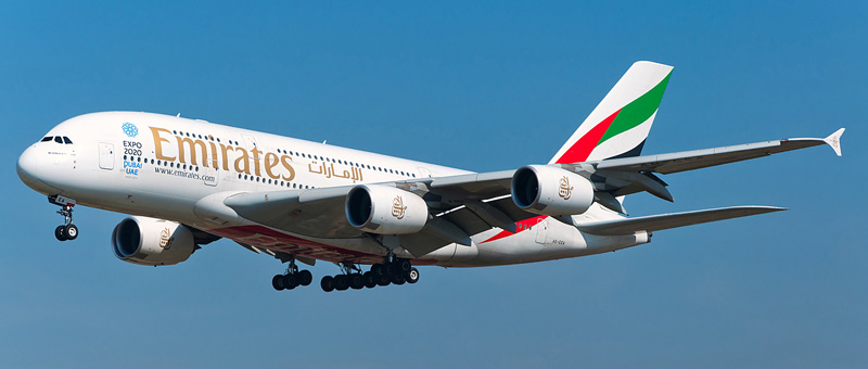 Airbus 380 is put out of operation
