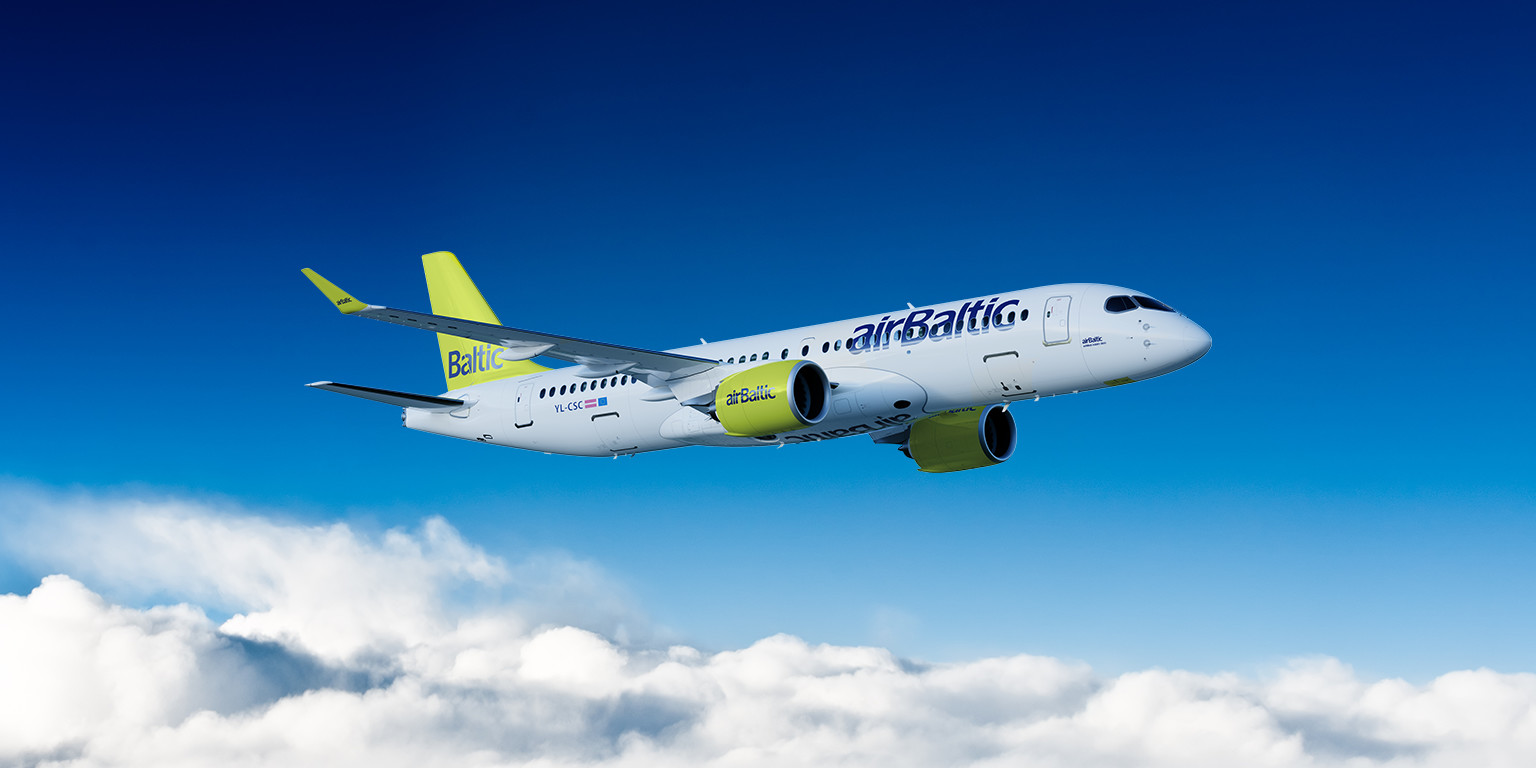 Latvian civil aviation renewed records