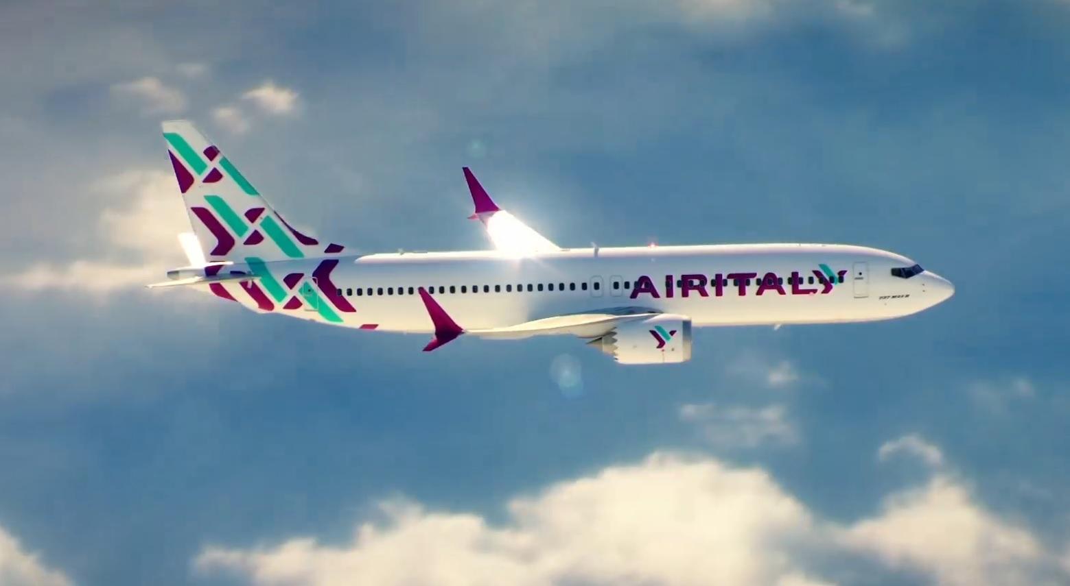 One of the biggest Italian airline companies declared its liquidation