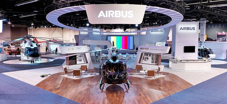 40 contracts of Airbus at Heli-Expo 2020