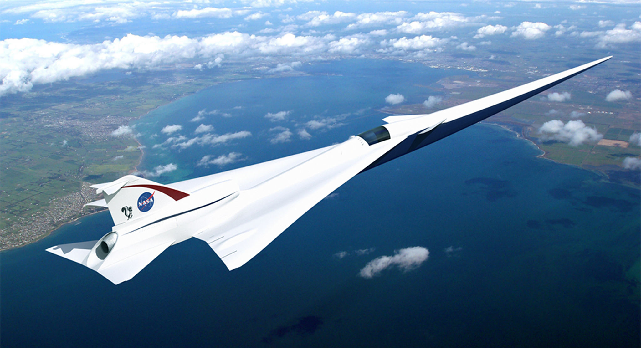 «Quiet» supersonic aircraft will take-off in 2021