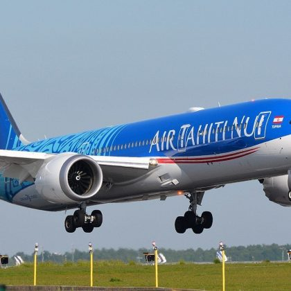 Air Tahiti flight became the longest in entire because of corona-virus