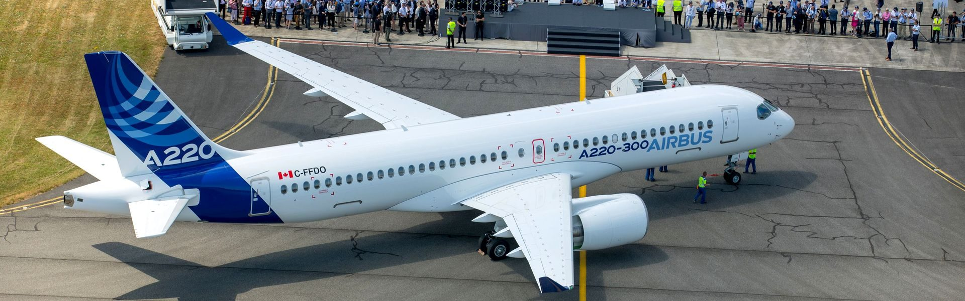 Window of opportunities for Airbus A220