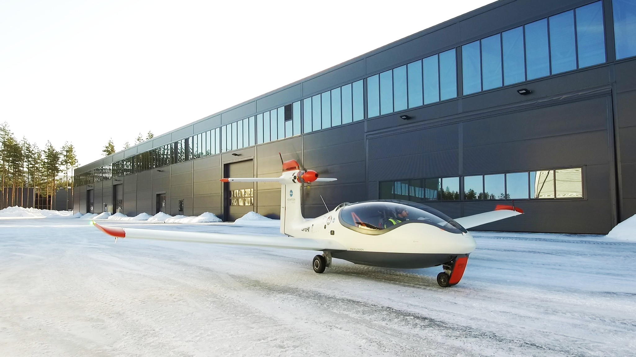 Norwegians will create racing electric aircraft