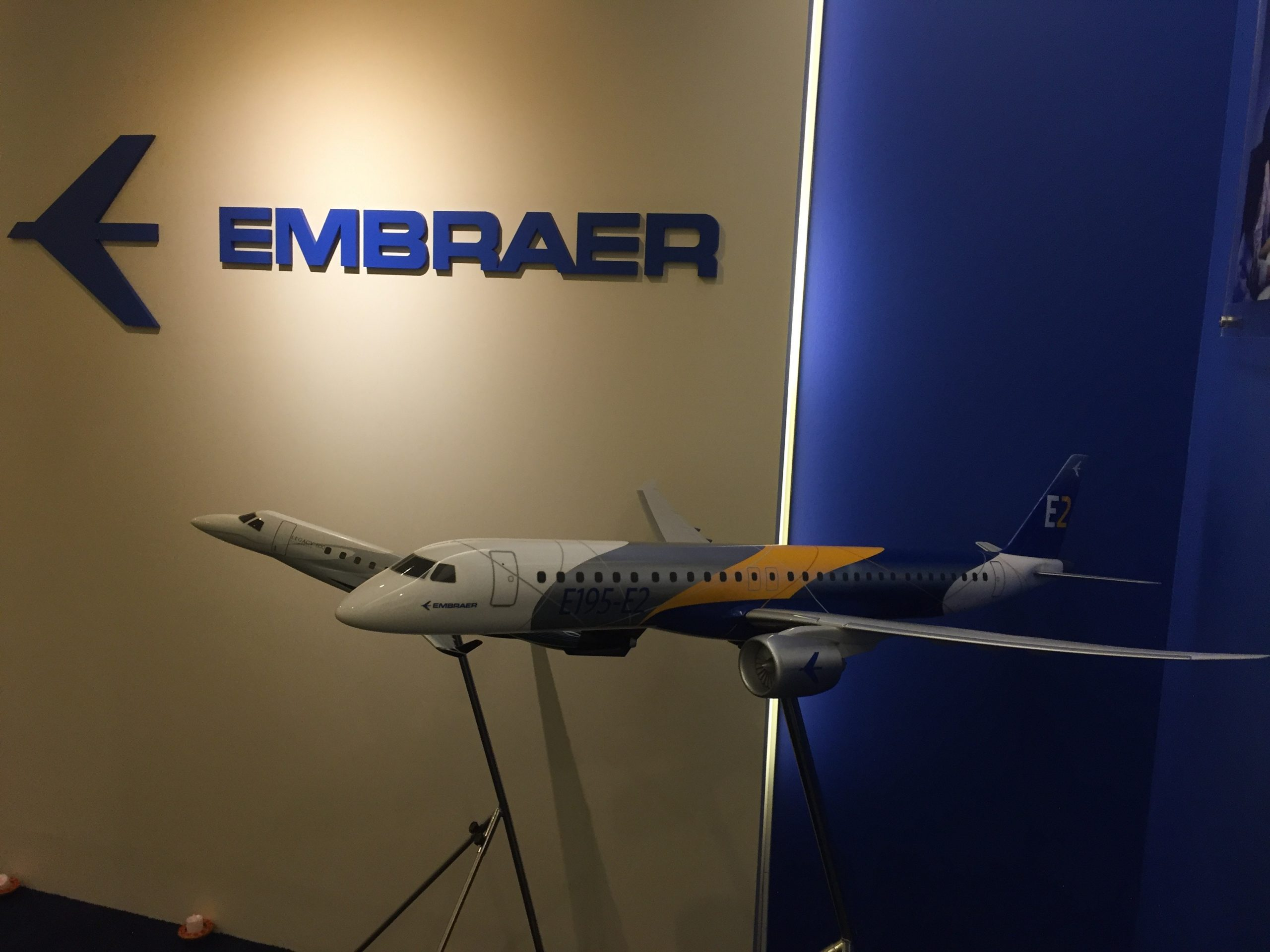 Boeing said good bye to Embraer. Part 1