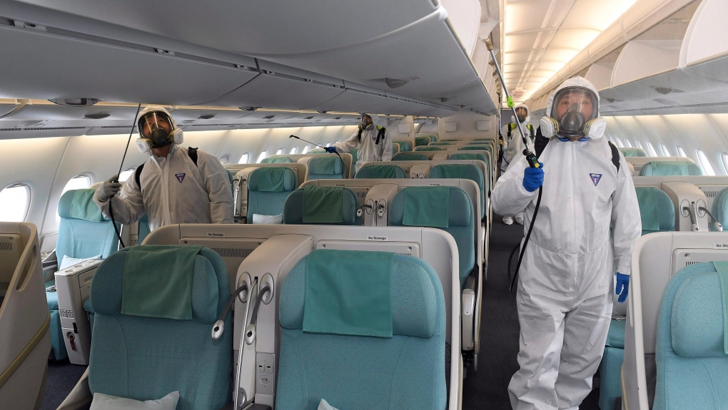 Airbus has ideas how to protect passengers against virus even better