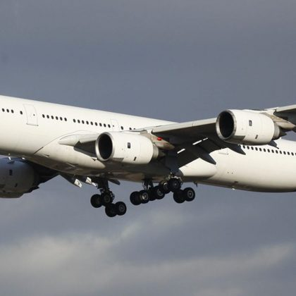 English airline company will convert 10 airplanes Airbus A340-600 into cargo version
