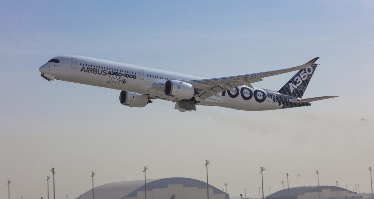 Airbus A350 has made fully automatic visual landing. Part 2