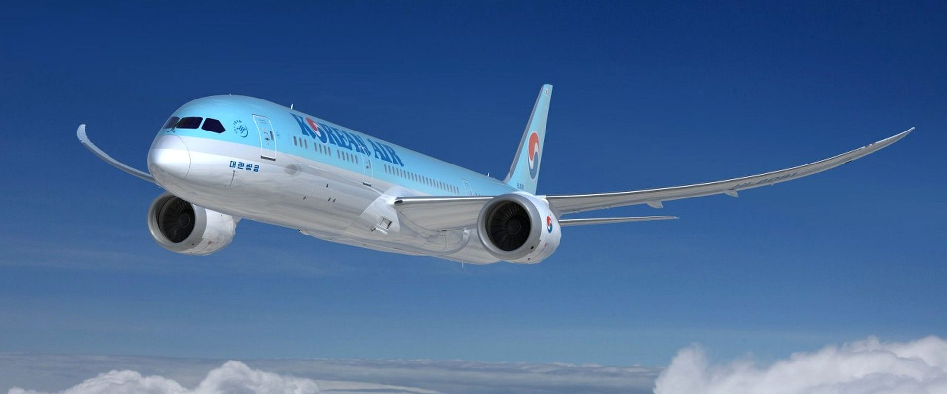 Korean airline company received profit in the 2nd quarter