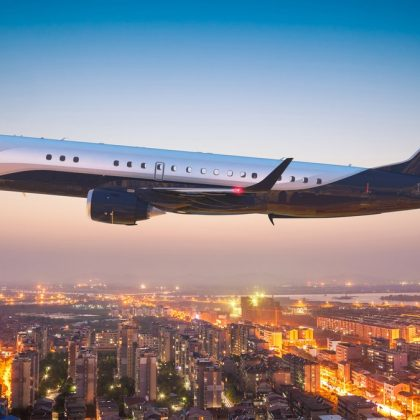 Embraer withdraws from production Lineage 1000 and Legacy 650