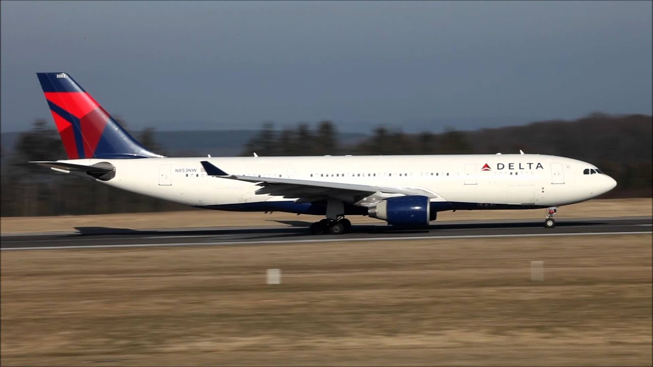 Delta Air began to negotiate about delay in delivery of 40 Airbus airplanes