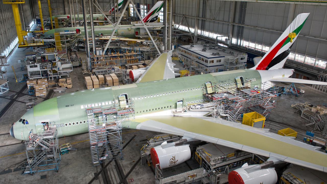 Airbus and Boeing presented anti-corona-crises measures