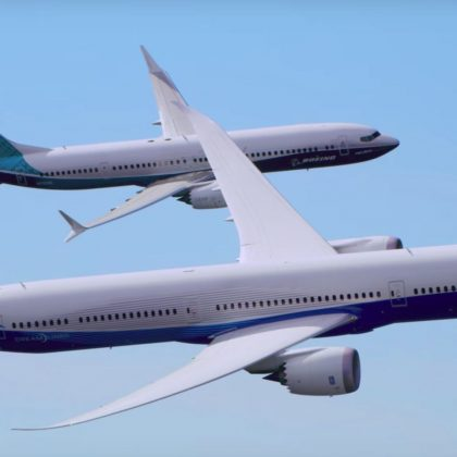 Boeing: to 2039 the fleet of civil airplanes will reach 48400 units. Part 3