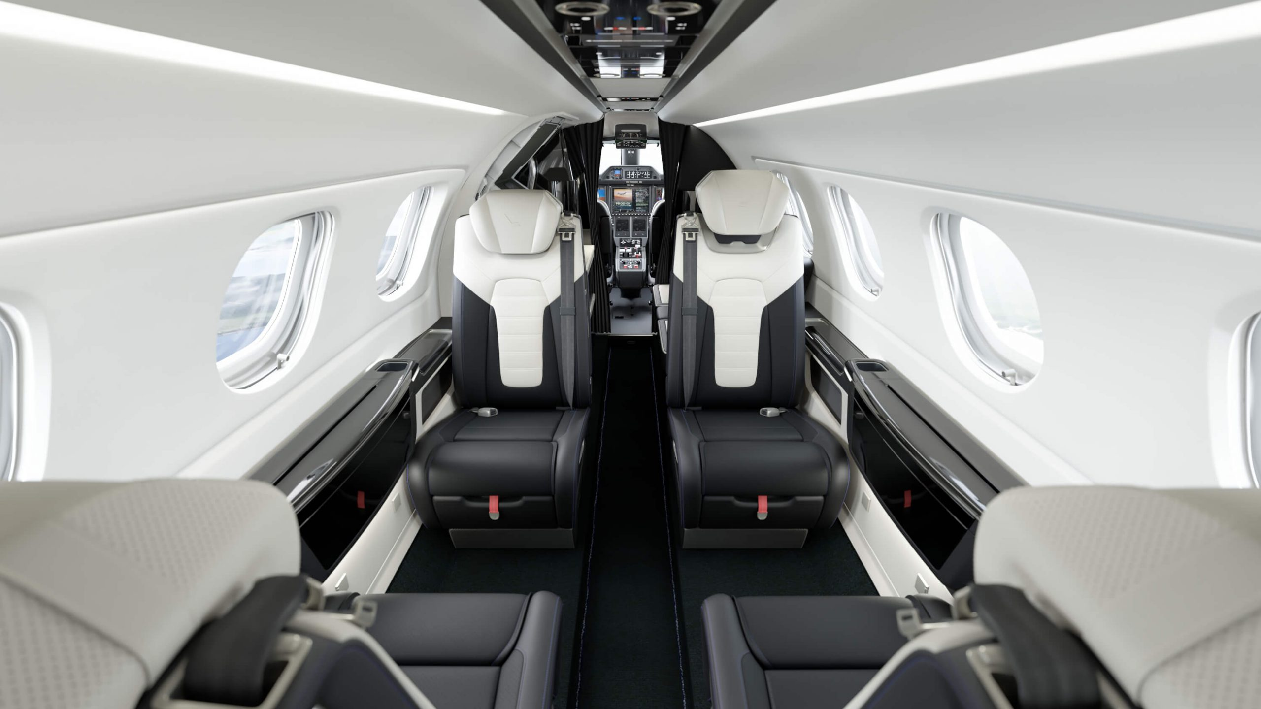 Embraer and Porsche cooperate to launch limited edition Duet. Part 2