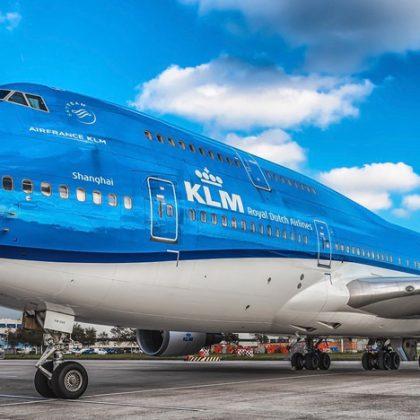 Airline company KLM will suspend long-haul flights because of coronavirus measure