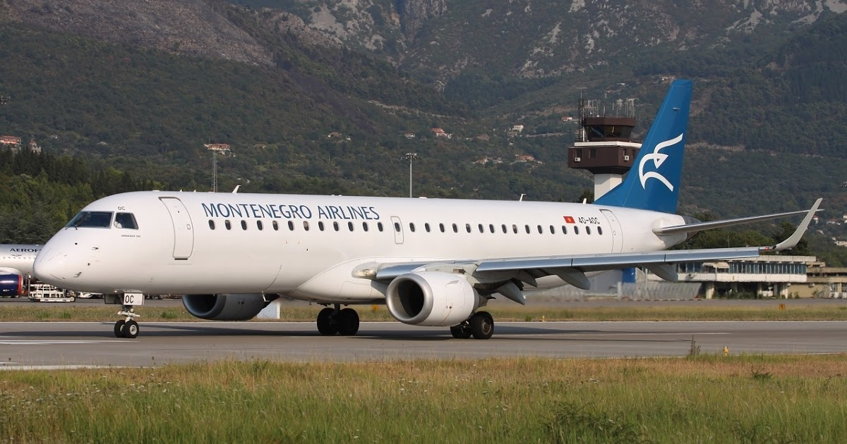 The Government of Montenegro acquired two airplanes for new airline company
