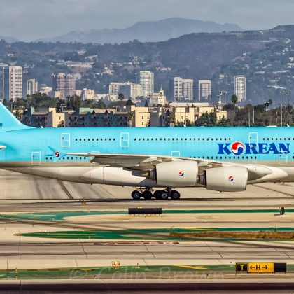 "Korean airline company due to pandemic launches flights ""to nowhere"""