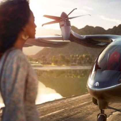 American airline company United Airlines ordered 200 compact electric airplanes Archer