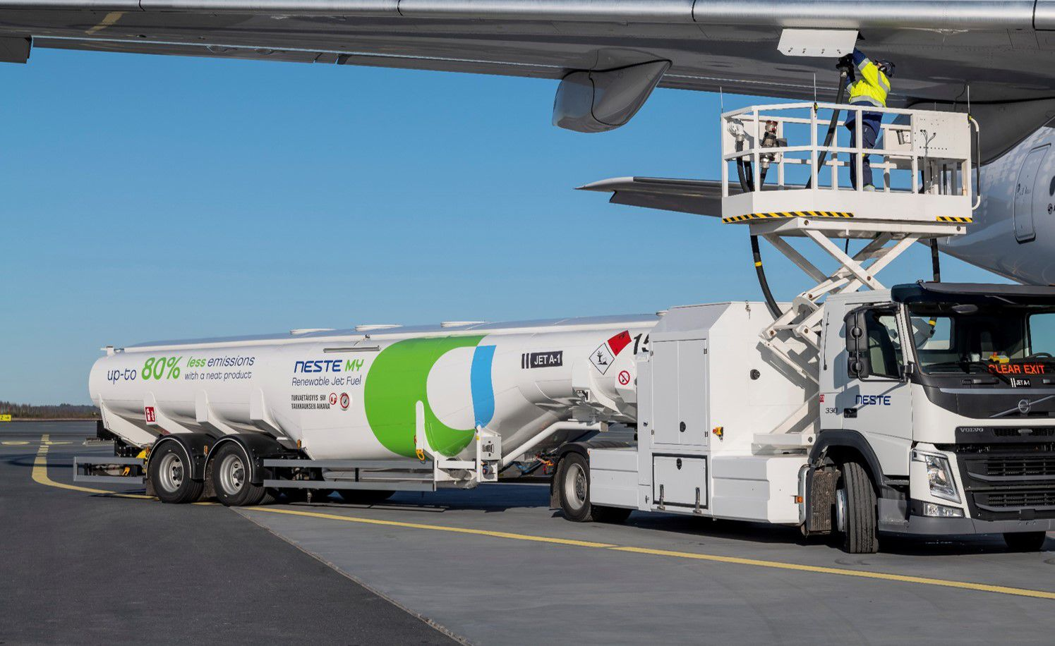 Airbus and Rolls-Royce will make flight tests of passenger airplanes with the use of 100% sustainable aviation fuel. Part 2