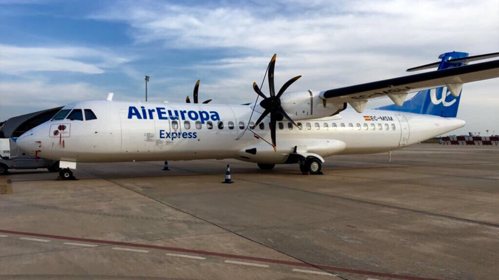 Air Europa became first airline company that introduced digital method of passengers' health checking from Amedeus. Part 2