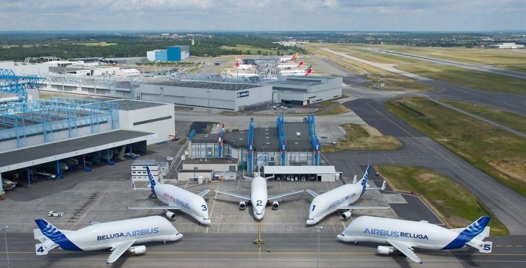 Airbus switches Beluga airplanes to biofuel