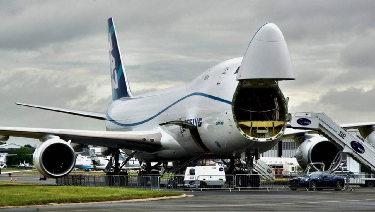 Boeing sold last В-747-8 VIP. Part 2