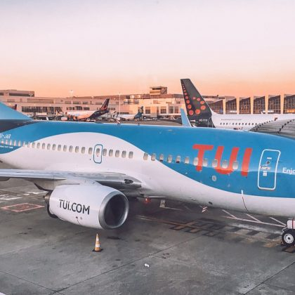 TUI airplane took off with extra weight of 1,2 tones on the board – it calculated the weight of adult passengers and children's